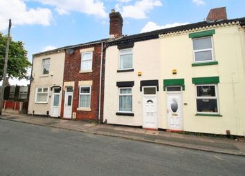 Thumbnail 2 bed terraced house for sale in Duke Street, Heron Cross, Stoke-On-Trent