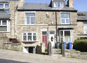 Thumbnail 3 bed terraced house for sale in Bates Street, Crookes, Sheffield