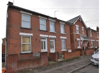 Thumbnail 3 bed end terrace house for sale in Kendall Road, Colchester