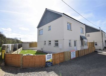 Thumbnail 4 bedroom detached house for sale in Longstone, St Mabyn, Cornwall