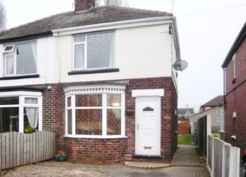 Thumbnail 2 bed semi-detached house for sale in Shakespeare Avenue, Doncaster