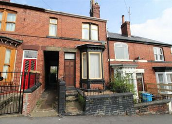 Thumbnail 3 bed terraced house for sale in Cleveland Street, Sheffield, South Yorkshire