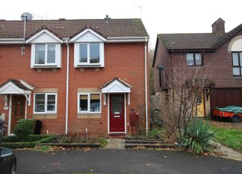 Thumbnail 2 bed terraced house to rent in Thistle Road, Hedge End, Southampton, Hampshire