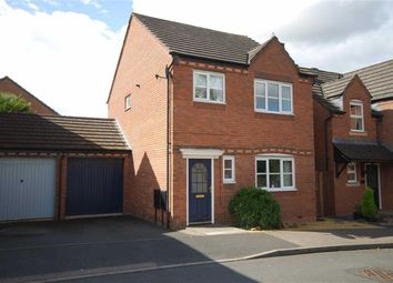Thumbnail 3 bed link-detached house for sale in Browning Road, Ledbury, Herefordshire