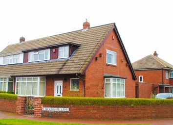 Thumbnail 3 bed bungalow for sale in Woodgate Lane, Gateshead