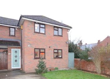 Thumbnail 3 bed end terrace house for sale in Thrale Mews, Grovelands Road, Reading