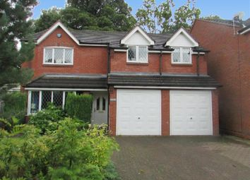 Thumbnail 5 bed detached house to rent in Broome Gardens, Sutton Coldfield, West Midlands
