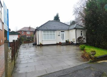 Thumbnail 2 bedroom detached bungalow for sale in The Drive, Bredbury, Stockport