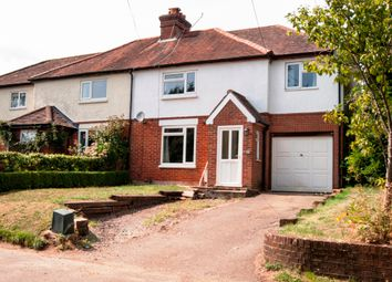 Thumbnail 4 bed semi-detached house for sale in Alton Road, South Warnborough, Hook