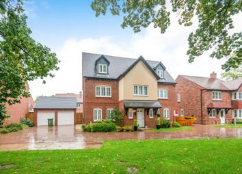 Thumbnail 6 bed detached house for sale in Rutland Close, Yarnfield, Stone, Staffordshire