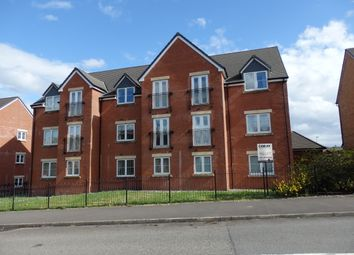 Thumbnail 1 bed flat for sale in Knights Walk, Castell Maen, Caerphilly