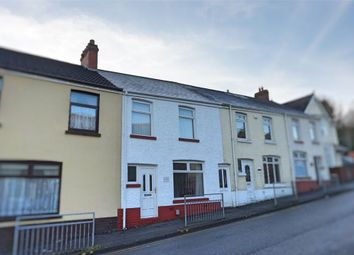 Thumbnail 3 bed terraced house for sale in Cwmbath Road, Morriston, Swansea, West Glamorgan
