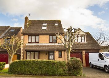 Thumbnail 5 bed detached house to rent in Schofield Avenue, Witney