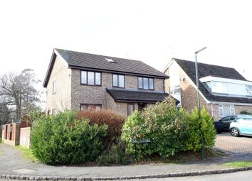Thumbnail 6 bed detached house for sale in Ash Close, Crawley Down, West Sussex