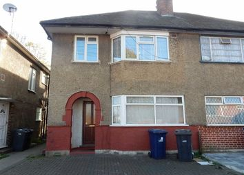 Thumbnail 2 bed maisonette for sale in Johnson Street, Southall, Middlesex