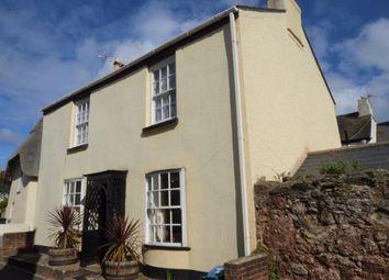 Thumbnail 3 bed link-detached house for sale in Dagmar Street, Shaldon, Devon