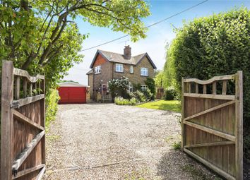 Thumbnail 5 bed detached house for sale in The Street, Tongham, Farnham, Surrey