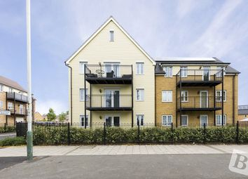 Thumbnail 2 bedroom flat for sale in March House, 2 Bernwelle Avenue, Harold Hill, Essex