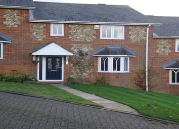 Thumbnail 3 bed terraced house to rent in Woodbank, Loosley Row