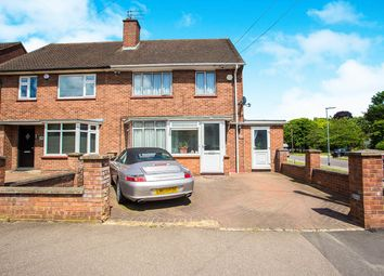 Thumbnail 4 bed semi-detached house for sale in Codicote Drive, Watford