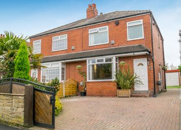 Thumbnail 3 bed semi-detached house for sale in East View, Morley, Leeds