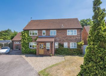 Thumbnail 4 bed detached house for sale in Lister Road, Hadleigh