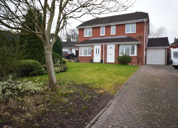 Thumbnail 2 bed semi-detached house to rent in Mulberry Tree Hill, Droitwich