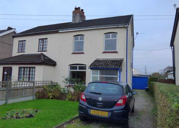 Thumbnail 3 bed semi-detached house for sale in Mimosa, 6 Caldicot Road, Portskewett, Caldicot