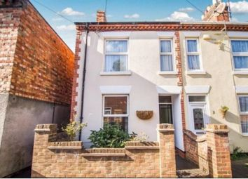 Thumbnail 3 bed terraced house to rent in Avenue Road, Wellingborough
