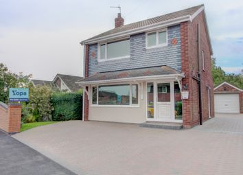 Thumbnail 3 bed detached house for sale in West Winds Road, Winterton, Nr. Scunthorpe
