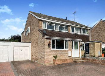 Thumbnail 4 bedroom semi-detached house for sale in Kilda Road, Highworth, Swindon