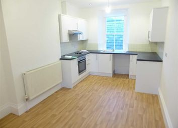 Thumbnail 2 bed flat to rent in Belle Vue, Bude, Cornwall