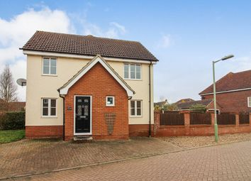 Thumbnail 3 bed semi-detached house for sale in John Childs Way, Bungay