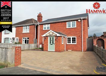 Thumbnail 3 bed detached house for sale in Wood Road, Ashurst