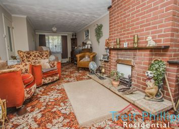 Thumbnail 3 bed semi-detached bungalow for sale in Marshgate, North Walsham