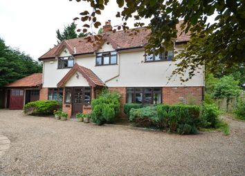 Thumbnail 4 bed detached house for sale in Mill Road, Winfarthing, Diss
