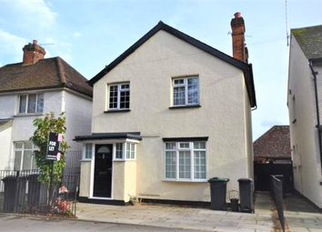 Thumbnail 3 bed detached house to rent in Cambridge Road, Stansted