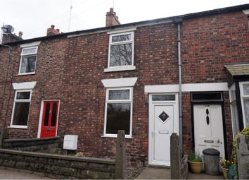 Thumbnail 2 bed terraced house for sale in Park Lane, Poynton