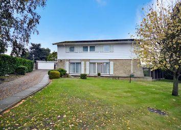 Thumbnail 4 bed detached house for sale in Bush Drive, Bush Estate, Eccles-On-Sea, Norwich