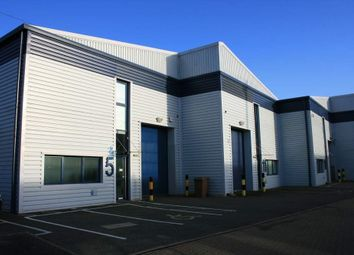 Thumbnail Warehouse to let in Unit 5 Riverside, Omega Park, Alton, Hampshire