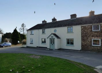 Thumbnail 4 bed cottage for sale in Lewdown, Okehampton