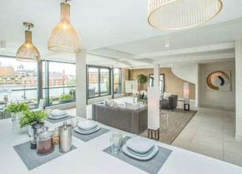 Thumbnail 4 bed flat for sale in Simpsons Fold West, 22 Dock Street, Leeds, West Yorkshire