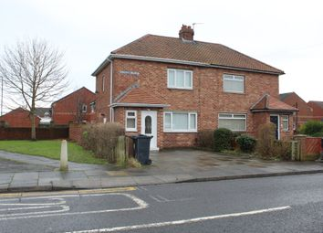 Thumbnail 2 bed semi-detached house to rent in Clousden Drive, Forrest Hall