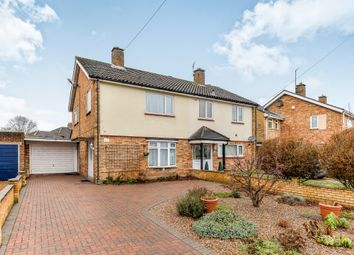 Thumbnail Semi-detached house for sale in Putnoe Heights, Bedford