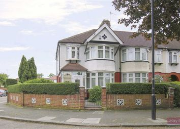 Thumbnail 3 bed end terrace house for sale in Dimsdale Drive, Enfield