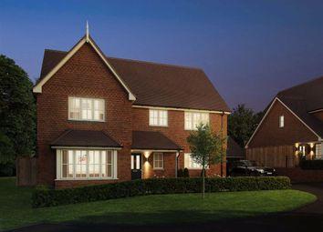 Saffron Grove, Crowborough TN6. 4 bed detached house for sale