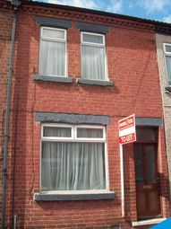 Thumbnail 2 bed terraced house to rent in Spencer Street, Mansfield