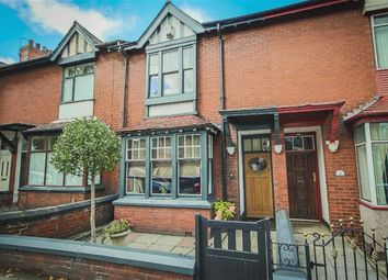 Thumbnail 3 bed terraced house for sale in The Avenue, Leigh, Lancashire