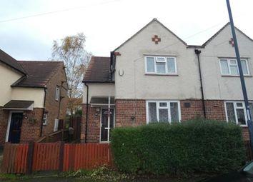 3 bed semi-detached house for sale in Marlborough Road, Derby, Derbyshire DE24