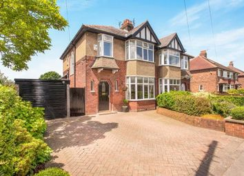 Thumbnail 3 bedroom semi-detached house for sale in Fulwood Hall Lane, Fulwood, Preston, Lancashire